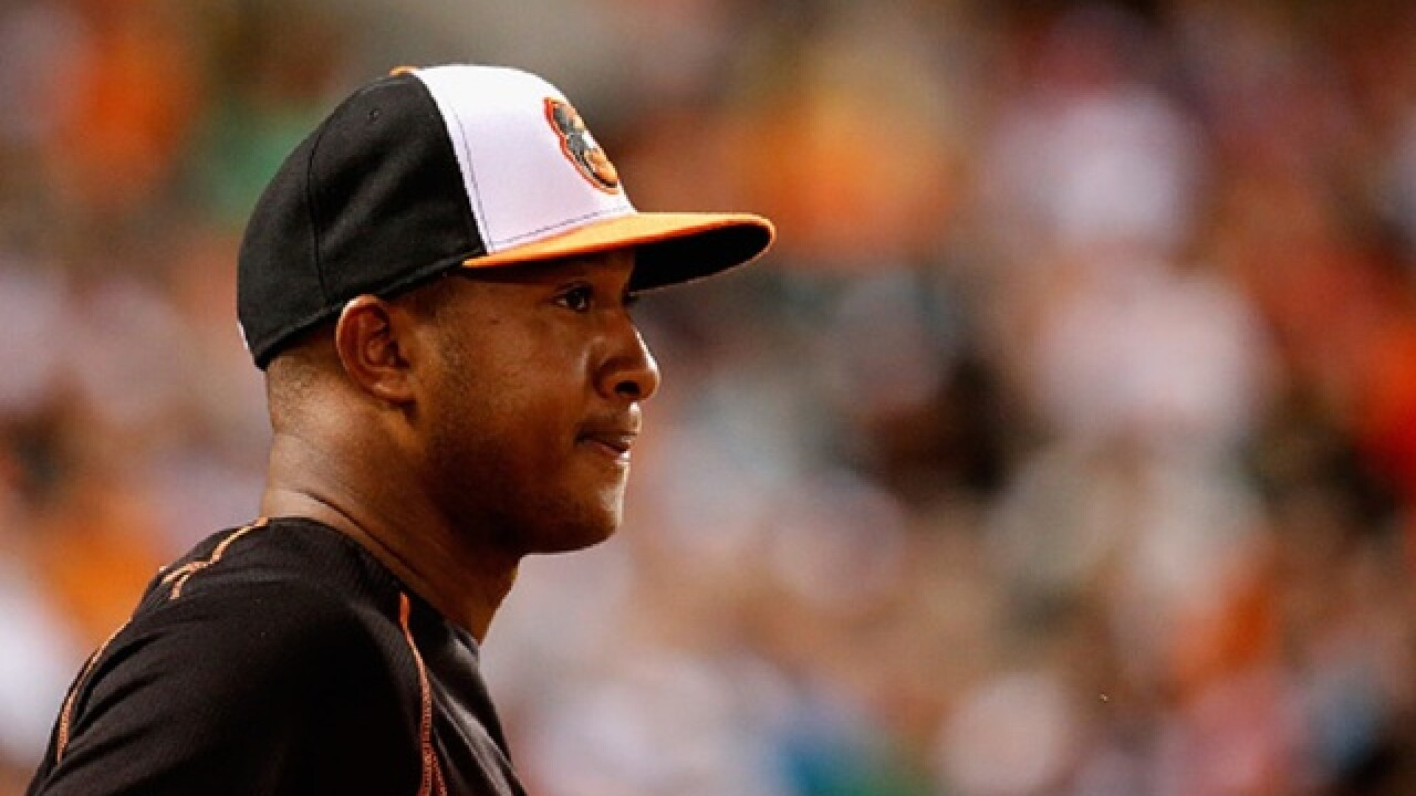 Schoop and the Orioles agree to $8.5 million, one-year contract