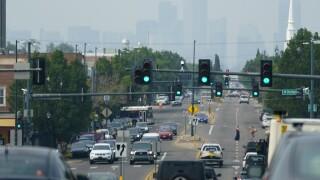 denver wildfire smoke august 23 2020