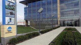 NCAA headquarters in Indianapolis