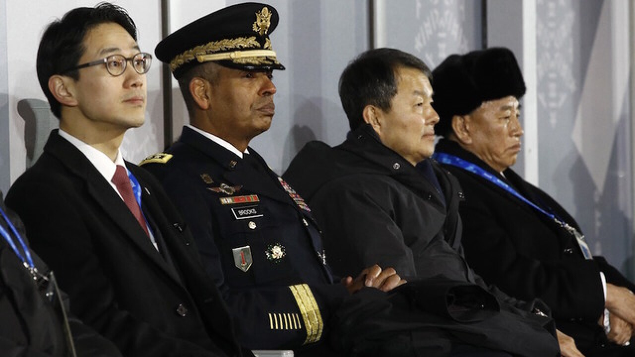 North Korea willing to talk to US, S. Korea says