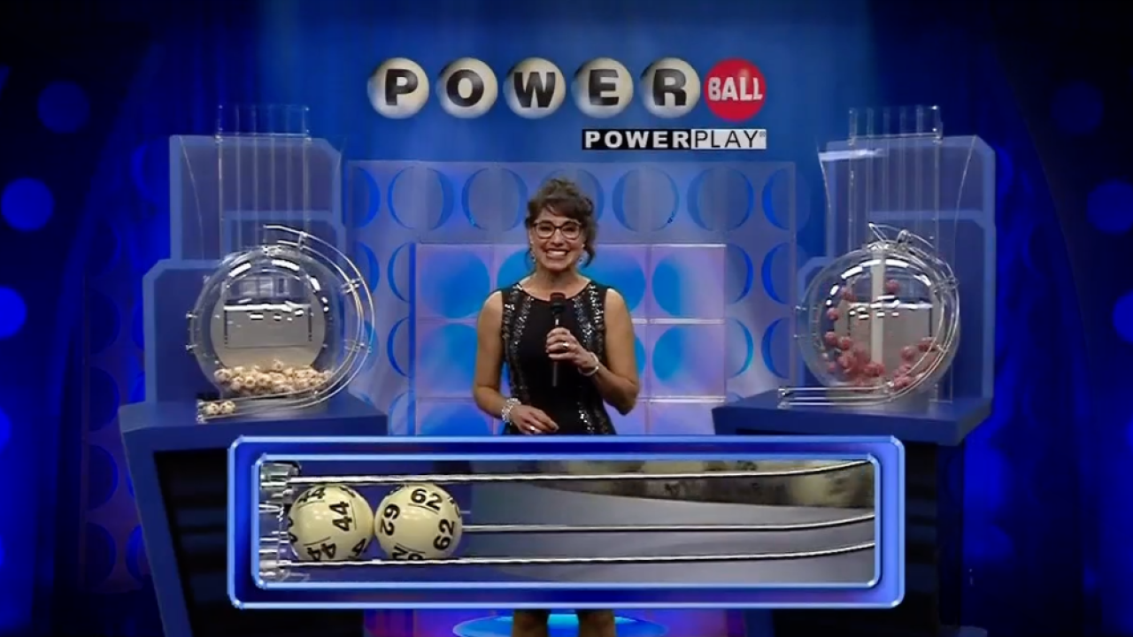 Powerball drawing March 27 2019