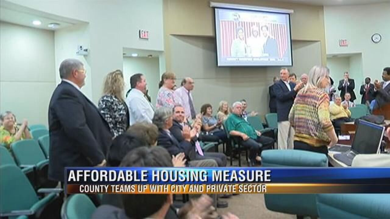 Leon County Commissioners Focus on Affordable Housing at Meeting