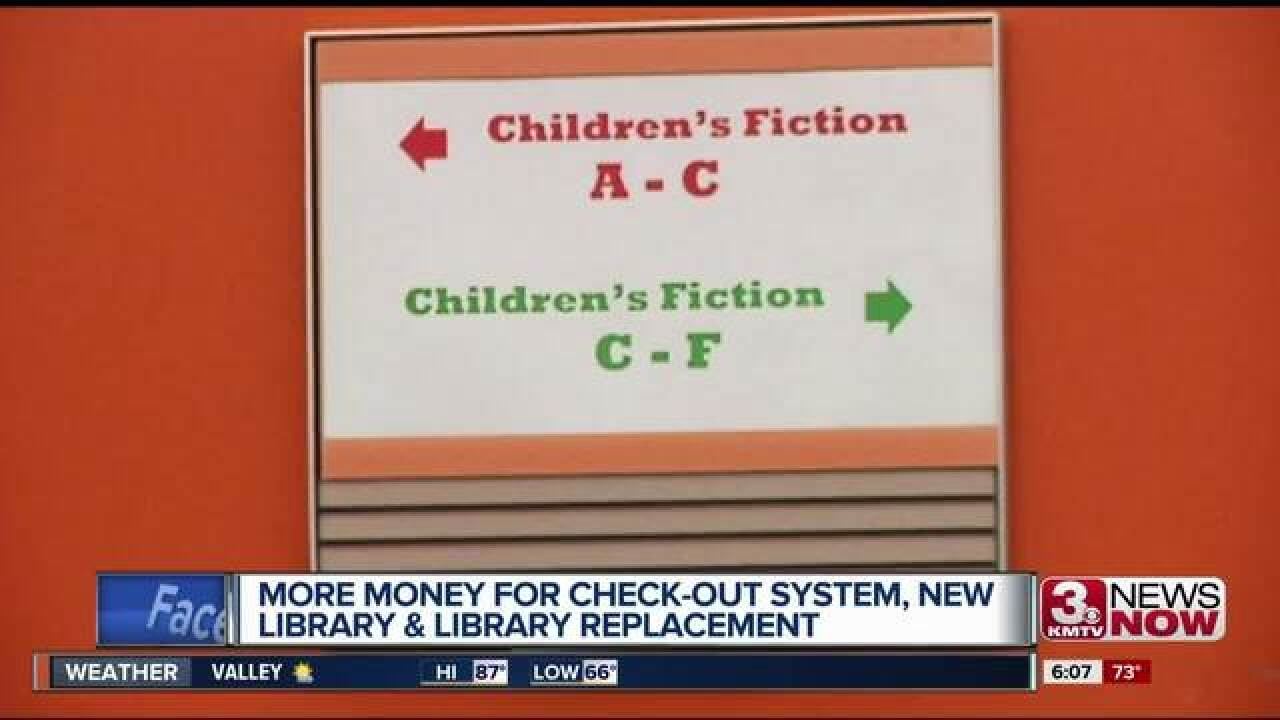 Mayor's budget proposal includes funding libraries