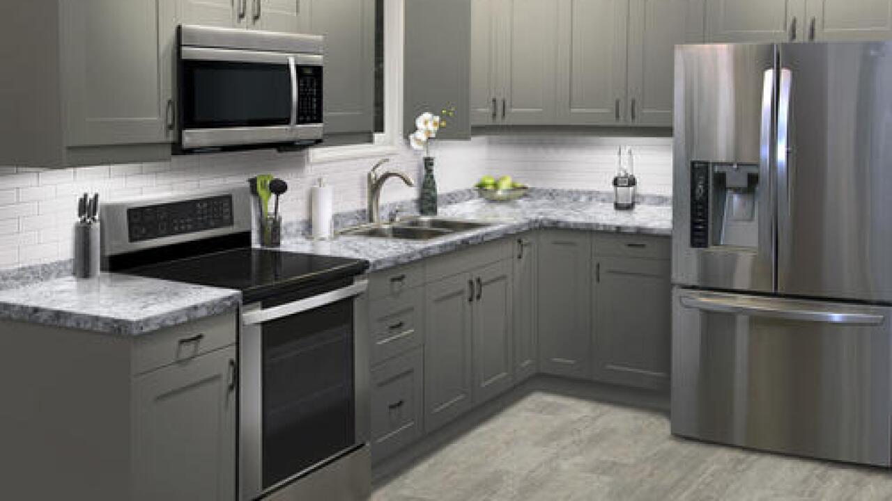 Menards Home Improvement Topic Klearvue Cabinetry
