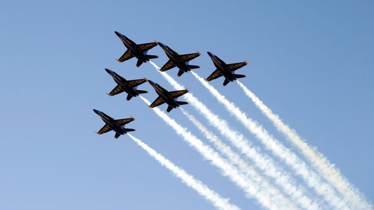WATCH LIVE: Miramar Air Show