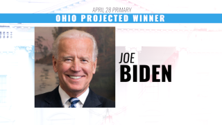 Biden wins Ohio's mail-in primary delayed by coronavirus
