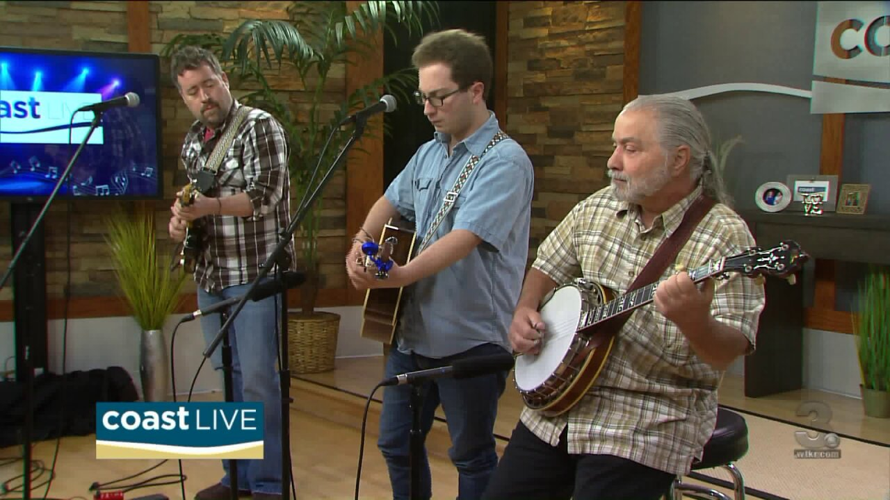 Local music spotlight with Troy Breslow and The Company Band on CoastLive