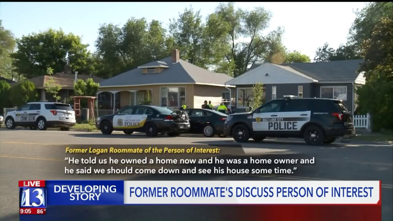 Former roommates share experiences with person of interest in MacKenzie Lueck case