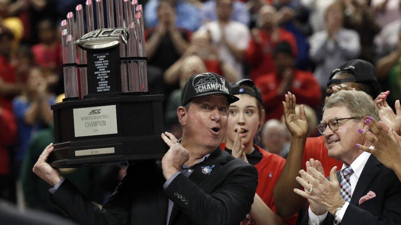 North Carolina State women's basketball