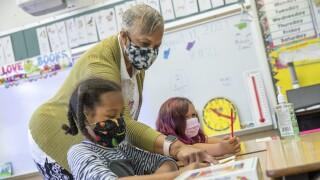 COVID-19 masks schools