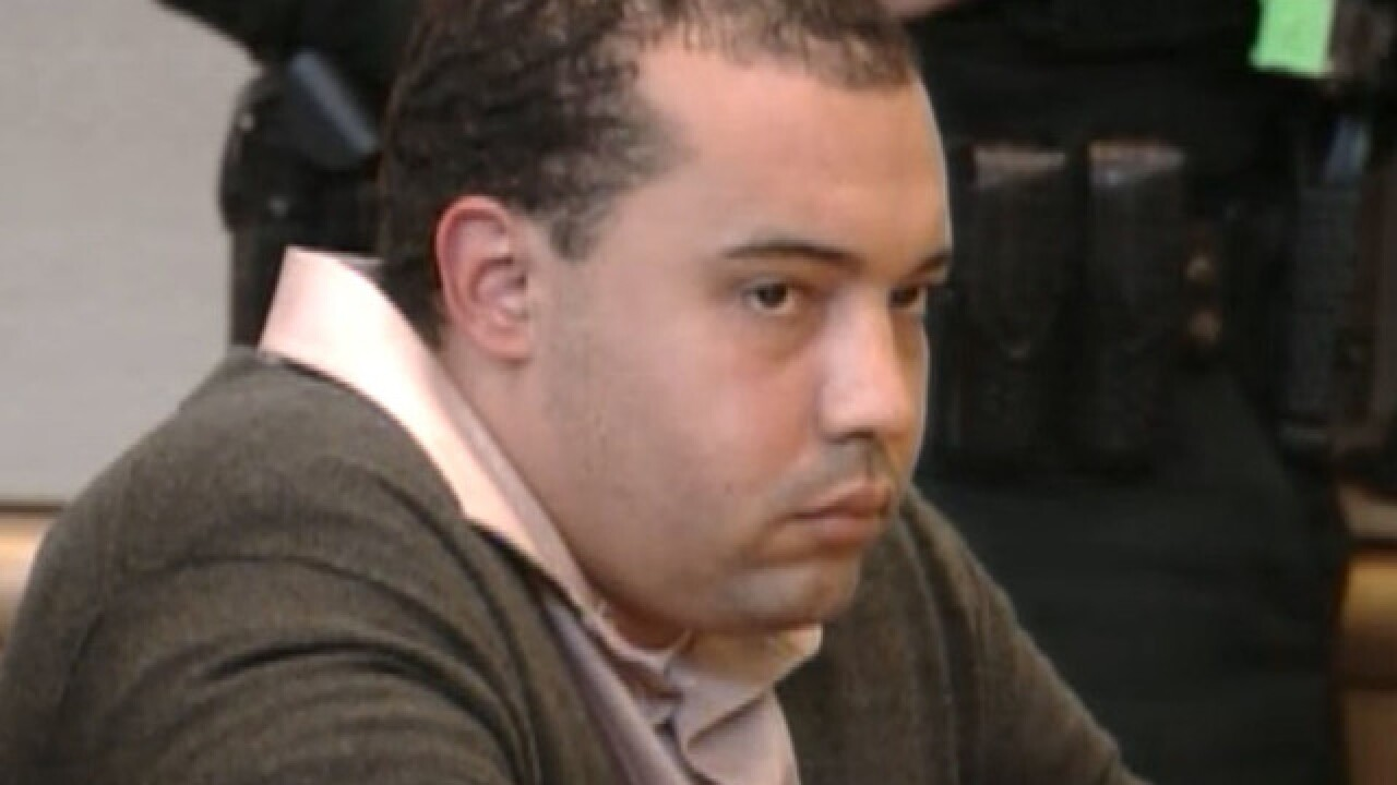 Convicted cop killer sentenced to life