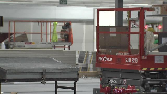 PHOTOS: Take a look at Fishers IKEA under construction