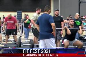 Locals learn how to be healthy at Fit Fest 2021