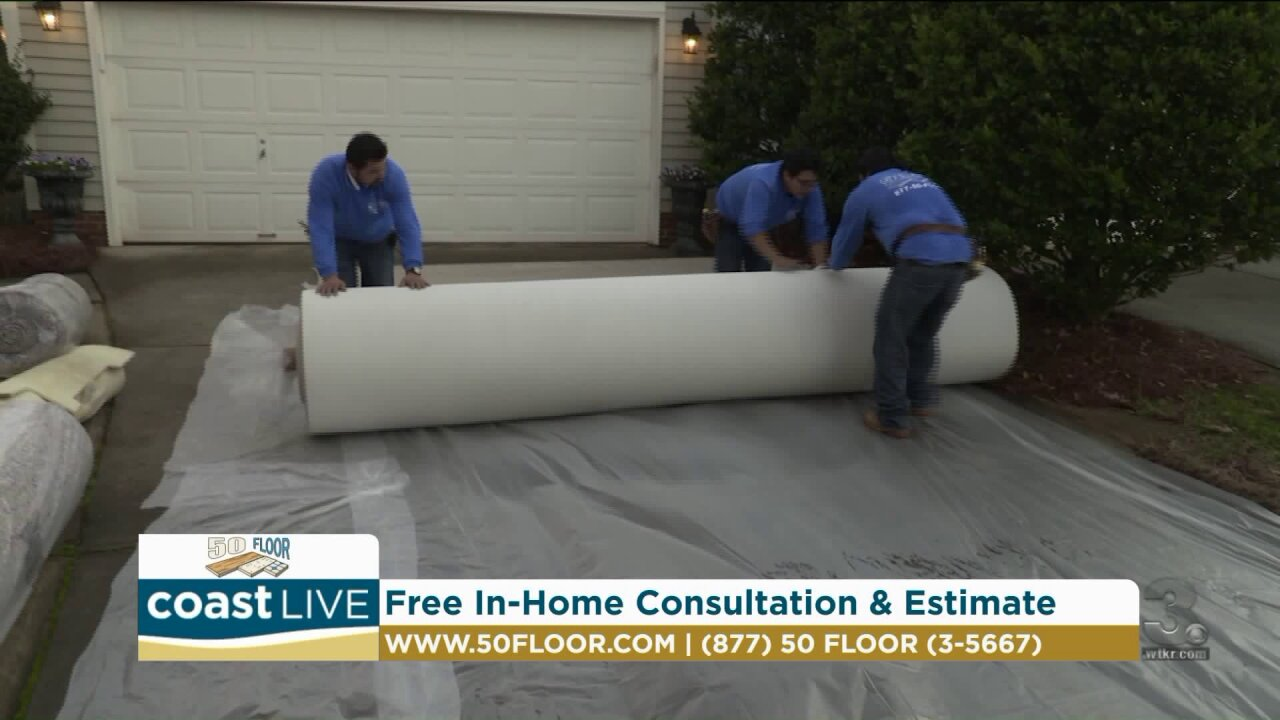 Back-to-school advice and why it's a great time to get flooring on CoastLive