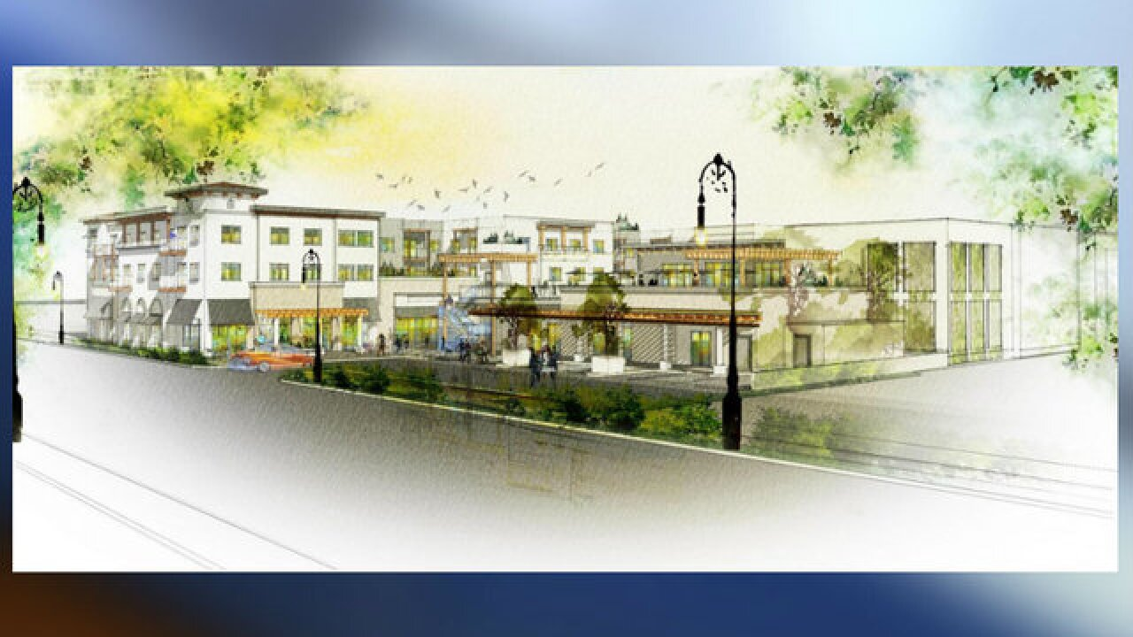 Poway 'Trading Post' project breaks ground
