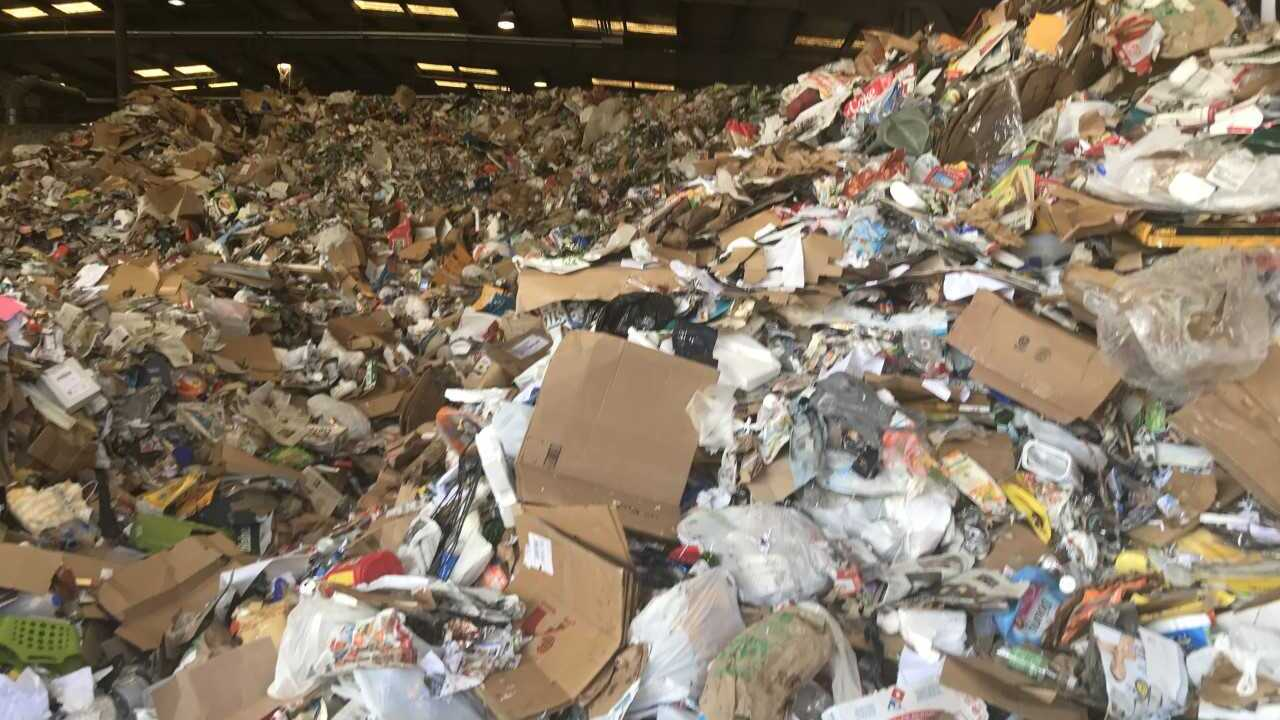 Company terminates contract to collect Norfolk's recycling. What does that mean for your curbside pickup?