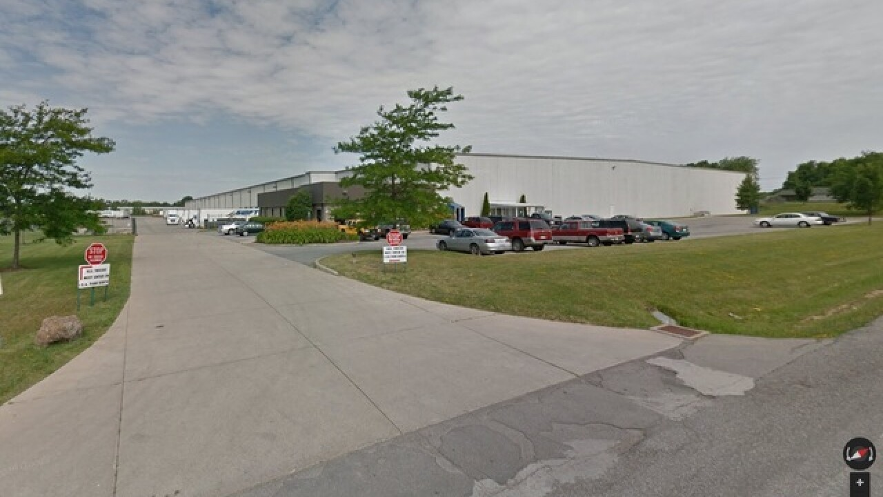 Two men die in industrial accident in Lockport