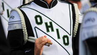 Ohio University Marching 110 band