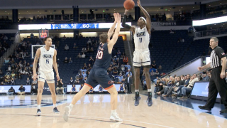 ODU men's basketball
