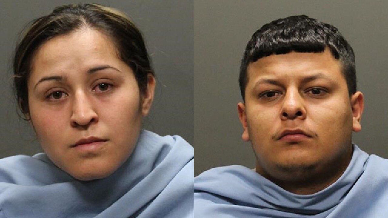 Mother, boyfriend charged in infant's death