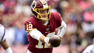 LIVE on News 3: Redskins defense holds Patriots to 12 points in first half as they trail byfive