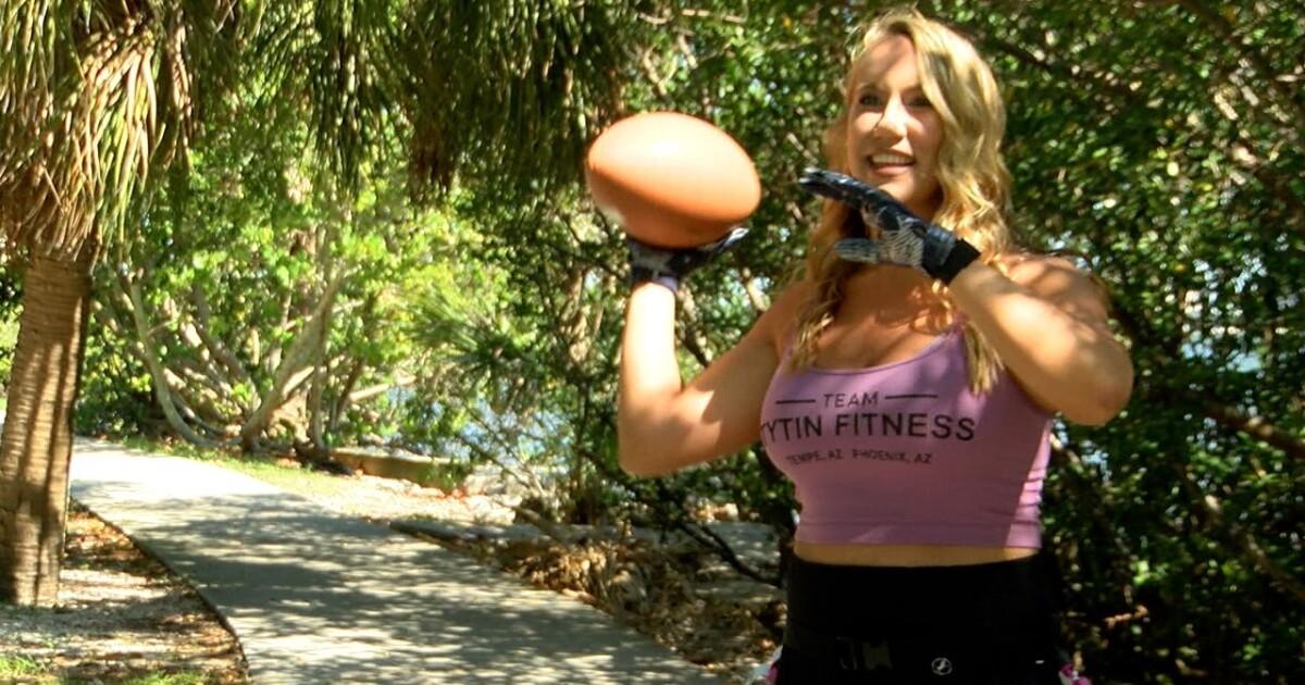 Florida women participate in Alzheimer's Association's RivALZ spring fitness challenge