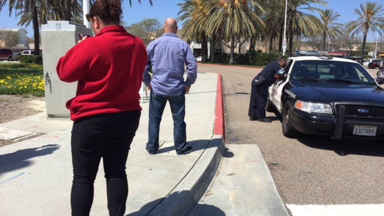 Westview High placed on locked down