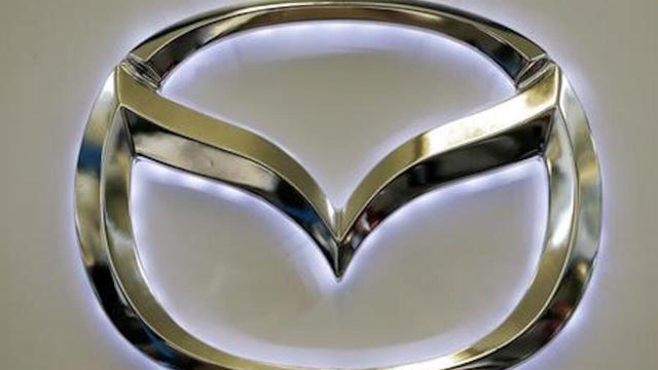 Mazda recalls 270,000 vehicles over Takata airbags