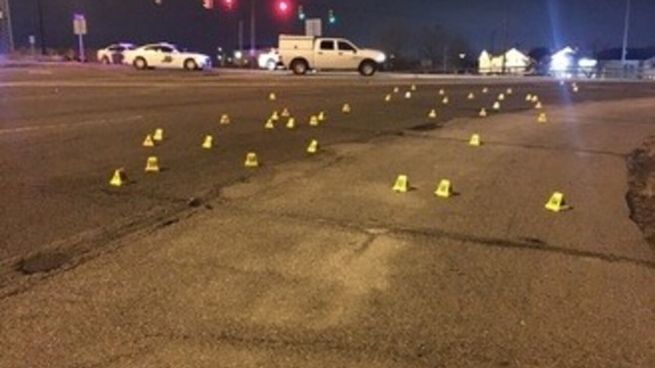 2 teens shot on I-65 ramp