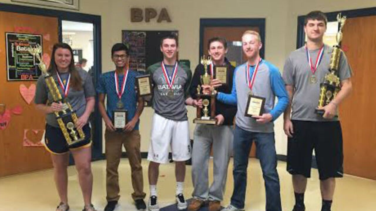Batavia business students heading to nationals