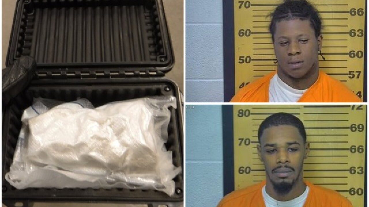 Troopers seize $25K worth of heroin in Ohio, two Michigan men arrested