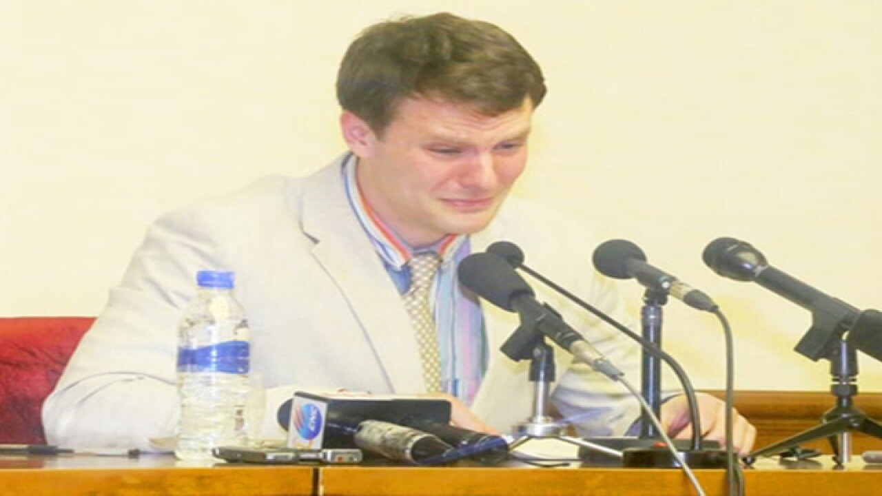 Professor who said Warmbier was 'clueless white male' who got 'what he deserved' won't be rehired