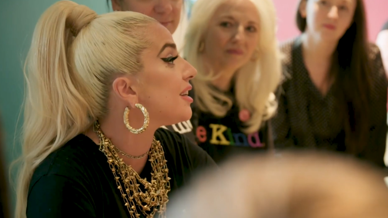 Lady Gaga's school initiative helping to get students help