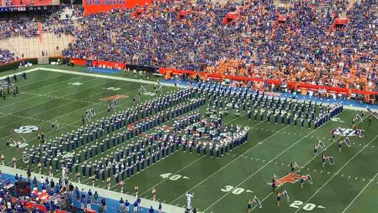 Florida Beats Tennessee On Hail Mary