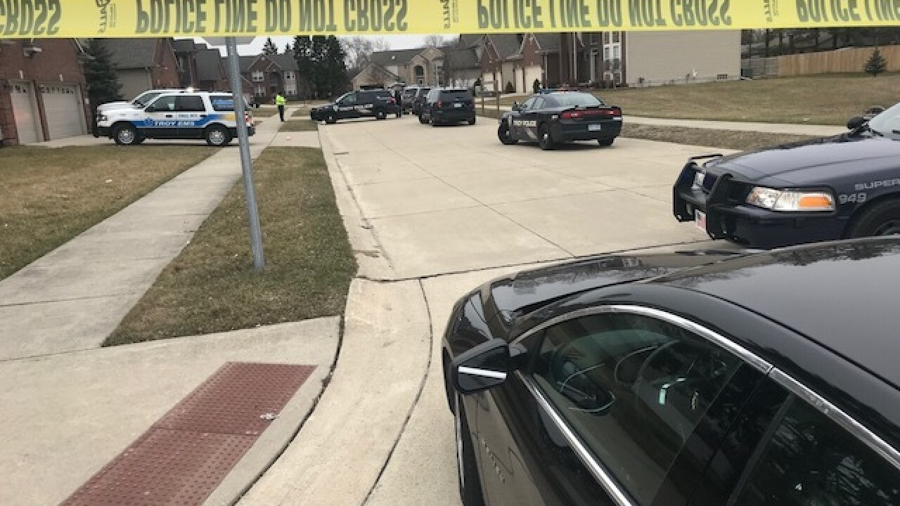 PD: Man in Troy, Michigan shot, killed by police