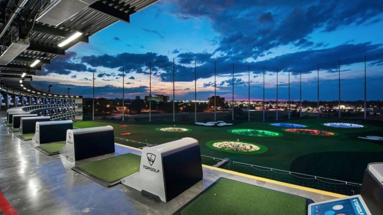 Topgolf updates status of Henrico driving ranges