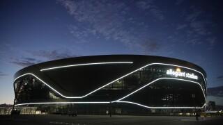 Raiders Stadium Football