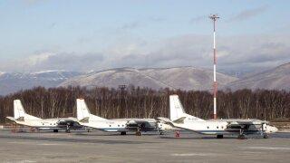 Russia Plane crash