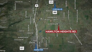Hamilton Hunting Accident