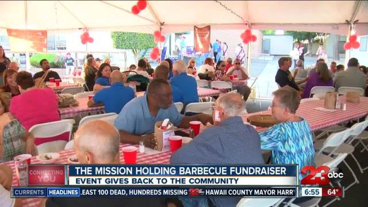 The Mission holding annual summer barbecue