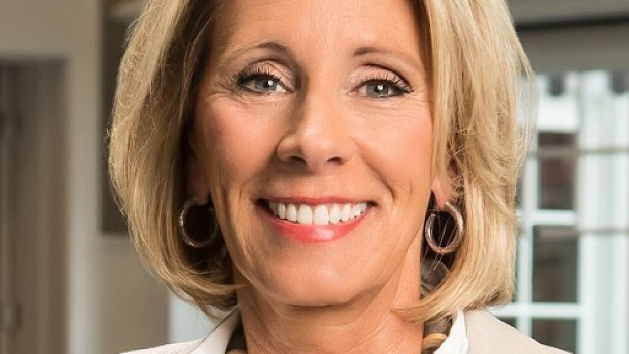 Betsy DeVos clarifies stance on Common Core after being picked for Trump's education secretary