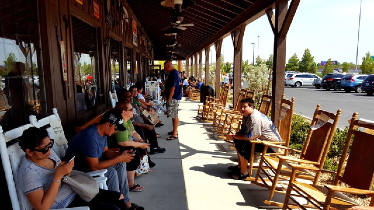 Cracker Barrel opening in Las Vegas July 25