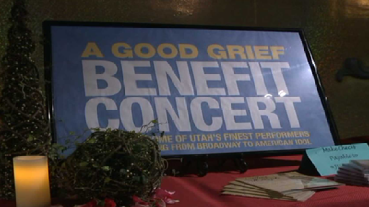 A Good Grief helps raise money for families who have lost children