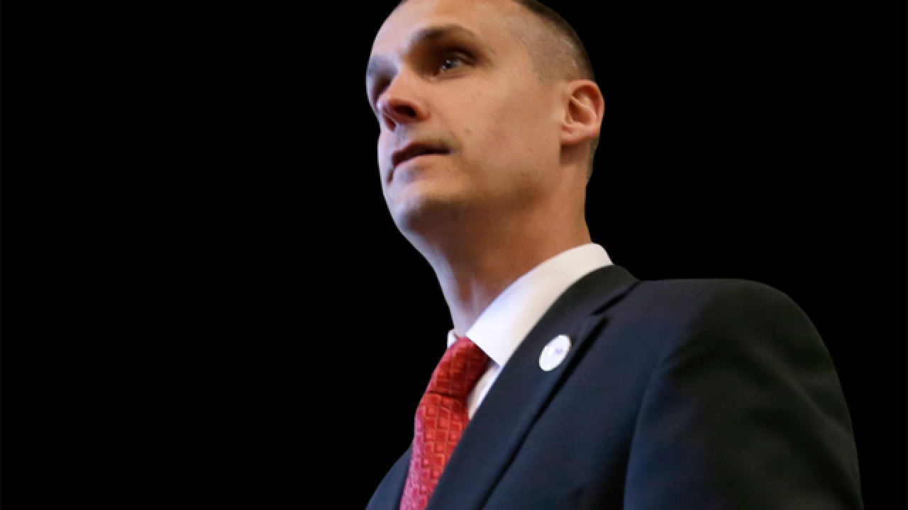 Trump campaign manager charged in Jupiter case