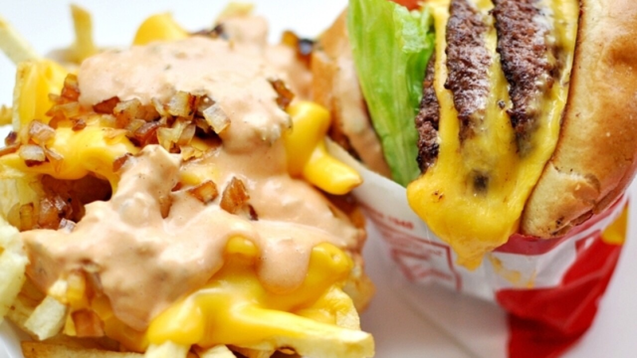In-N-Out Burger's new east Las Vegas location opens today