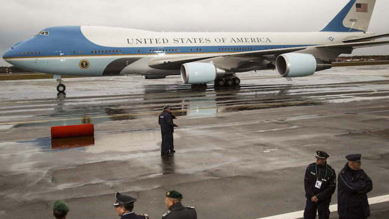 Trump wants to cancel order for new Air Force One