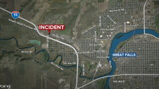 Officers respond to incident on west side of Great Falls