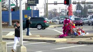 Video extra: Christmas weed growing on Ohio street