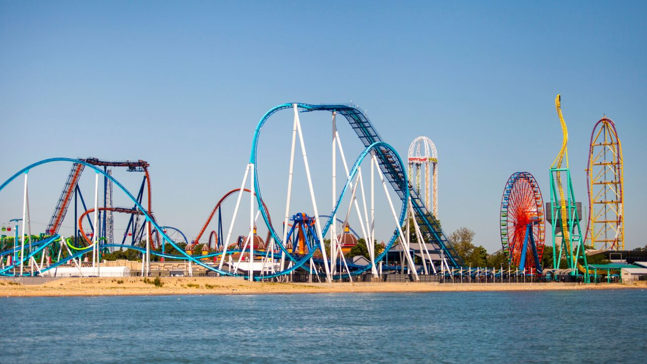 Cedar Point voted 'best amusement park,' wins awards for roller coaster and hotel