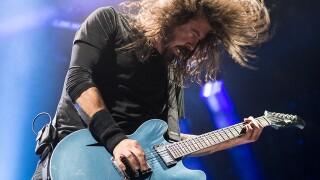 Foo Fighters perform at U.S. Bank Arena